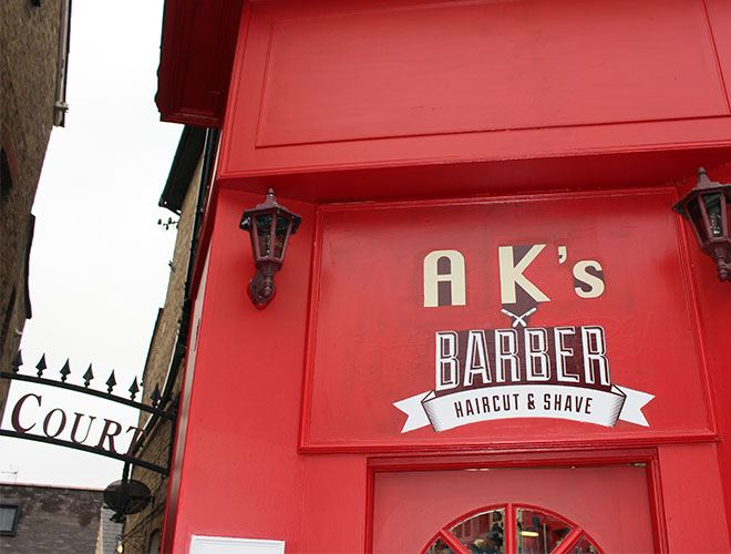 AK's Barber - Essential Living