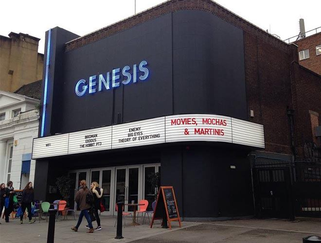 Genesis Cinema - Essential Living