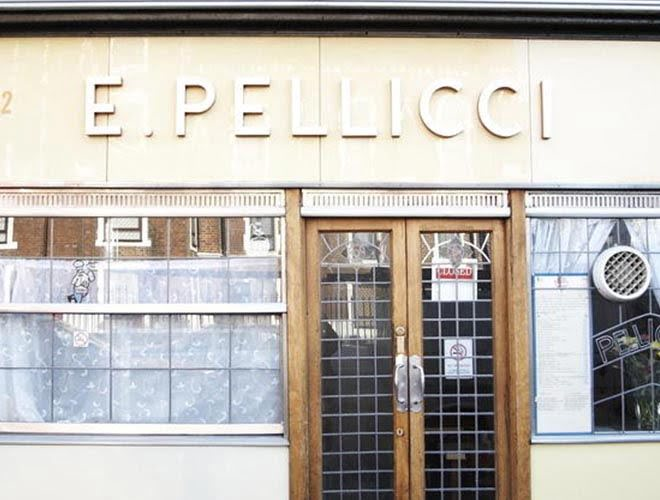 Pellicci's - Essential Living