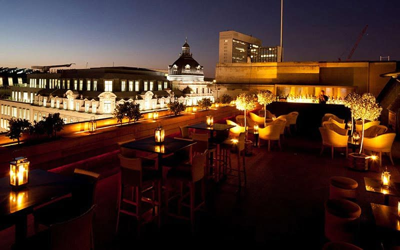 Best rooftop bars - Aqua Spirit