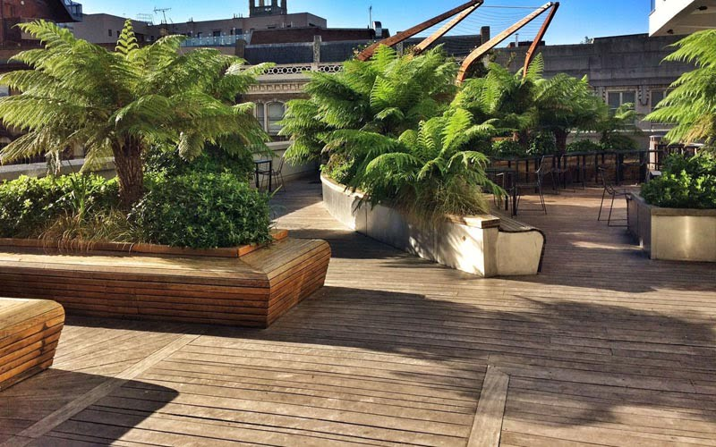 Best rooftop bars - Lyric