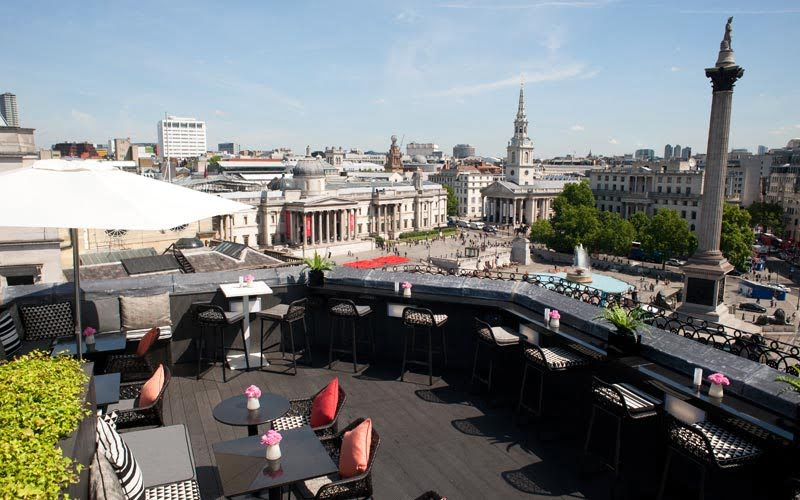 Best rooftop bars - Vista