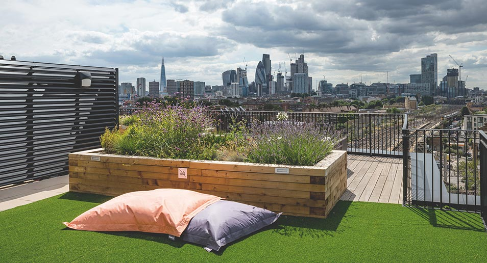 5 Ways To Make Use Of Your London Roof Terrace This Spring