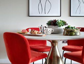 , How to Improve a Dull Rented Home with a Splash of Colour | Thirteen Interior Design