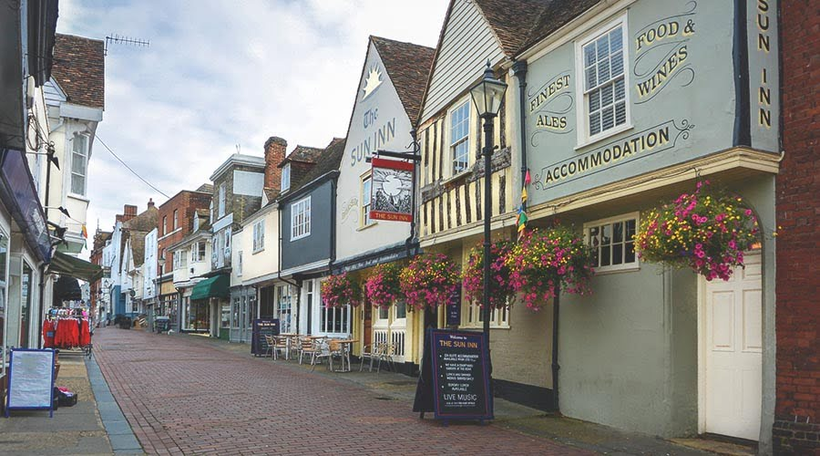 Faversham, one of the best places to live near London