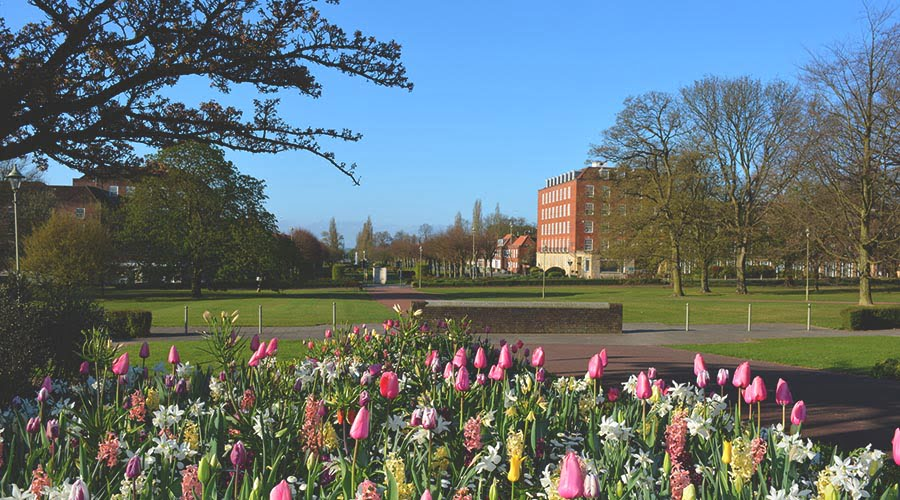 Welwyn Garden City, one of the best places to live near London