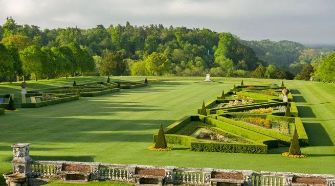 Cliveden National Trust, living in Maidenhead