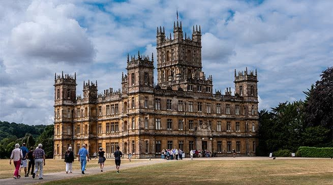 Highclere Castle - Days Out in Berkshire