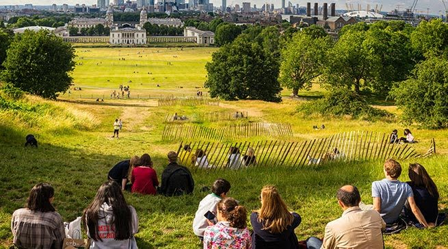 Greenwich Park - Living in Greenwich