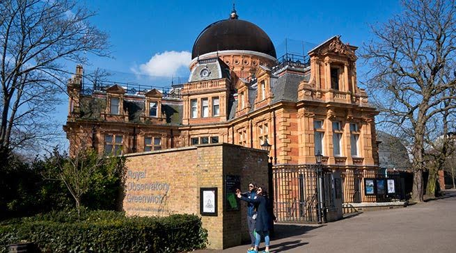 Greenwich Royal Observatory - Living in Greenwich