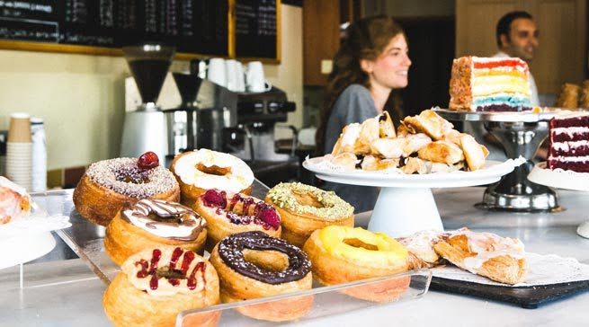 Rinkoff Bakery - Living in Bethnal Green