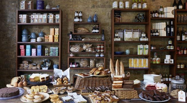 The Larder - Living in Bethnal Green