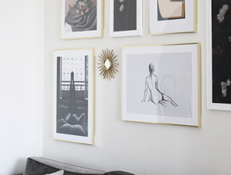 , How to Create the Perfect Gallery Wall