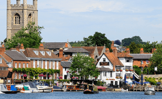 living in henley on thames