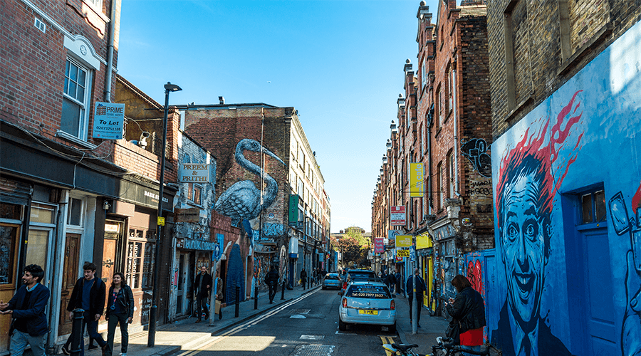 Living in Whitechapel: A Neighbourhood With a Vision | Essential Living