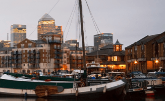 Living in Limehouse