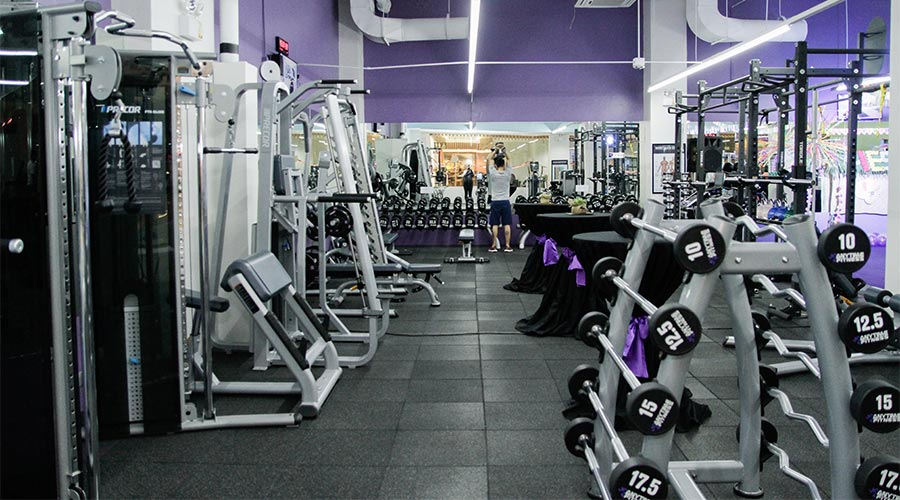 Anytime Fitness Gym Greenwich