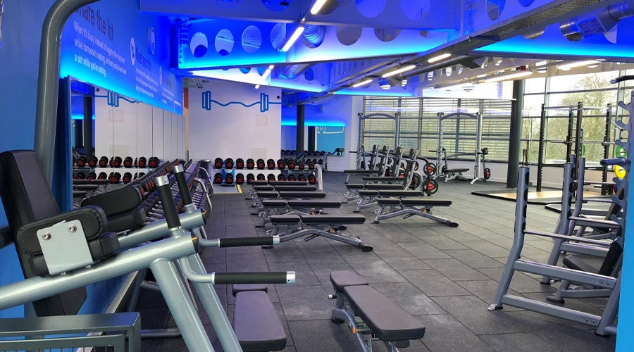 The Gym, North London