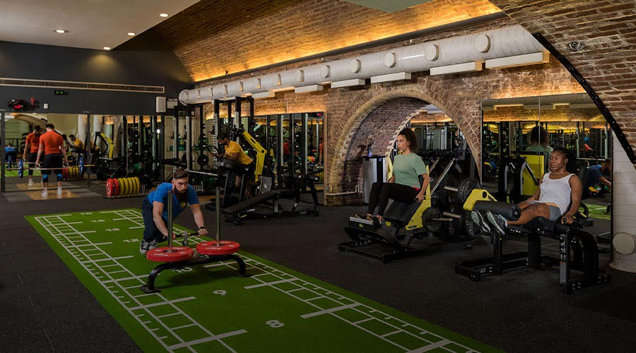Nuffield Health Gym, South East London