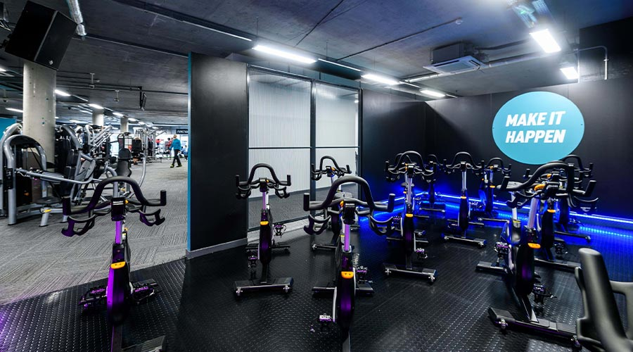 The Gym, South East London