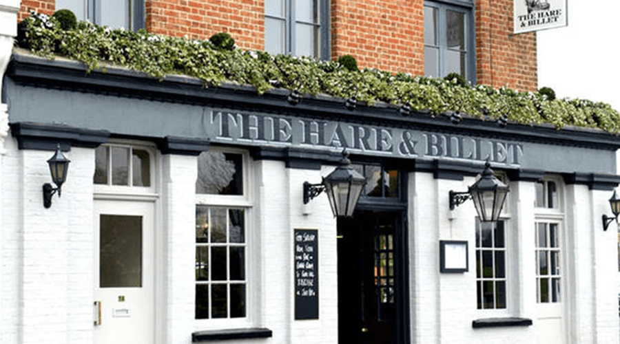 The Hare & Billet, Pet Friendly Pub in South London