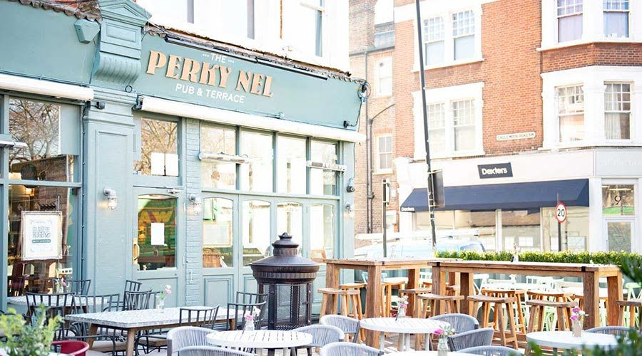 The Perky Nel, Pet Friendly Pub in South London