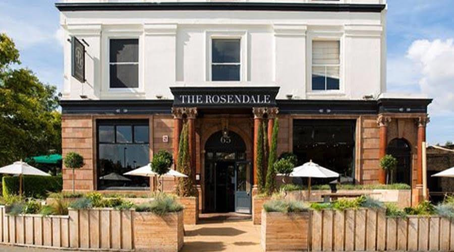 The Rosendale, Pet Friendly Pub in South London