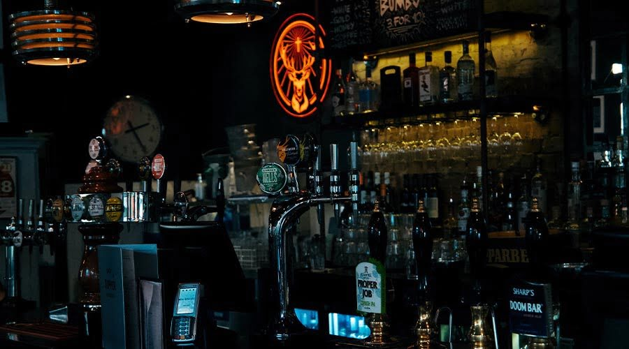 The Birds, dog friendly pubs in East London
