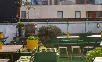 Best Rooftop Bars in North London