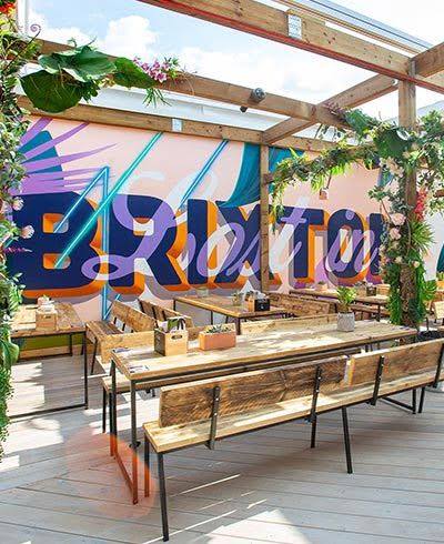 Best Rooftop Bars in South London