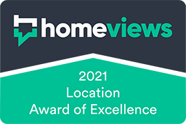 Location Award of Excellence 2021